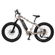 "QuietKat Apex 1000-Watt Electric Mountain Bike 19"", Camo"