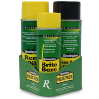 Remington Cleaner Combo Lubricant/Brite Bore/Action Cleaner