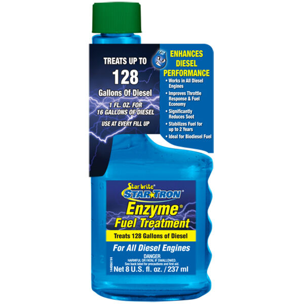Star Brite Star Tron Enzyme Diesel Additive, 8 oz.