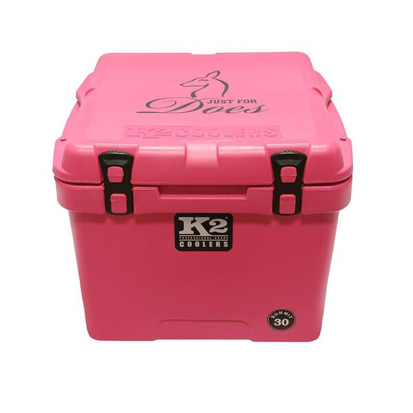K2 Summit 30 Quart Cooler, Just For Does Edition