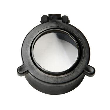 Butler Creek Blizzard Flip-Open Clear Scope Lens Cover, Size 4