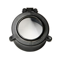 Butler Creek Blizzard Flip-Open Clear Scope Lens Cover, Size 6