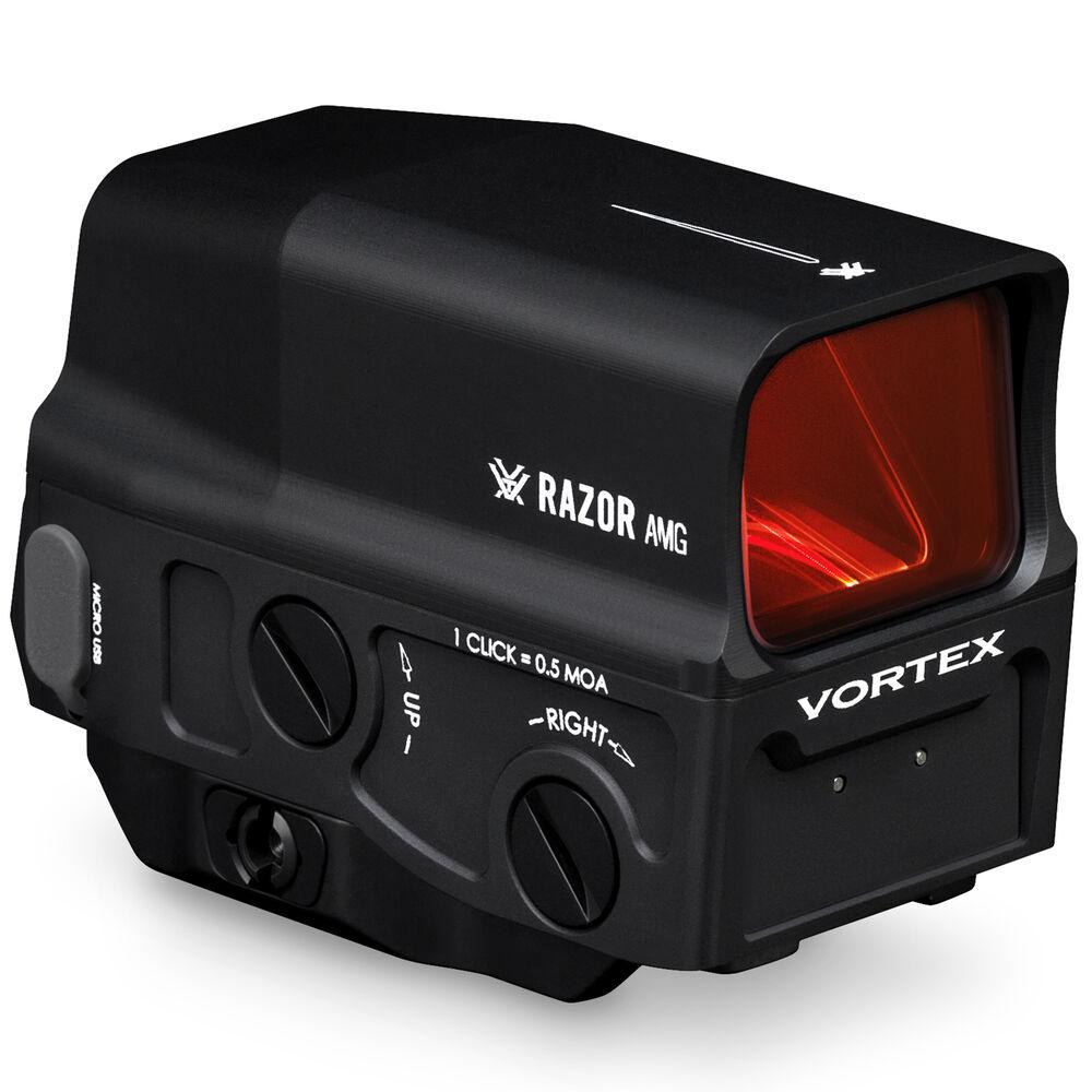 000ed9ff0881 Vortex Razor AMG UH-1 Holographic Red Dot Sight