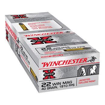 Winchester Super-X .22 Ammunition