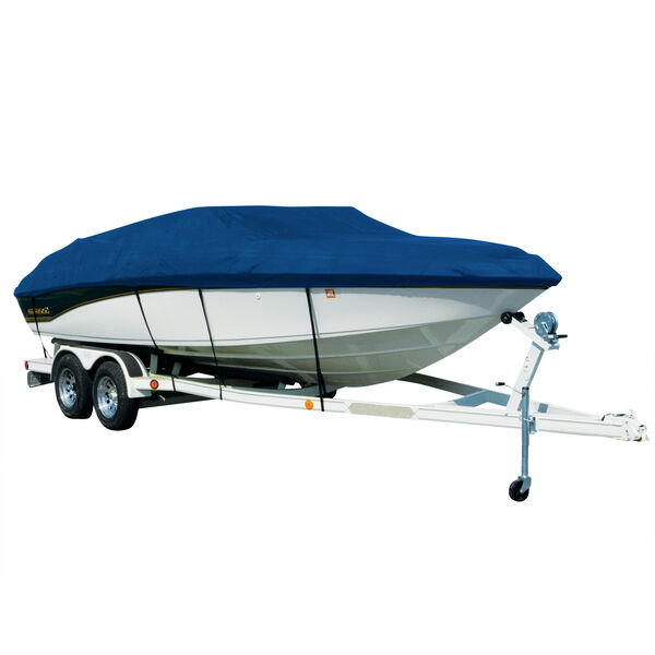Covermate Sharkskin Plus Exact-Fit Boat Cover For Bayliner Capri 160 BR O/B