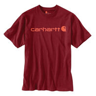 Carhartt Men's Signature Logo Short-Sleeve Tee