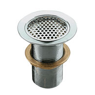 "Perko Flush-Mount Drain For 1-1/4"" Pipe"