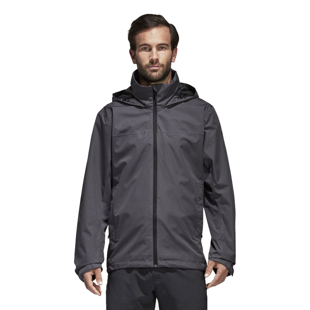 buy best most popular multiple colors Adidas Men's Terrex Fast-Pack 2.5-Layer Jacket