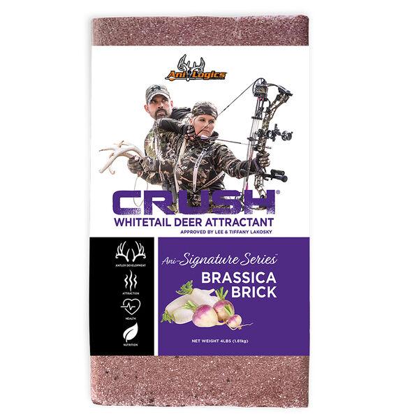 Ani-Logics Crush Brassica Brick, 4 lbs.