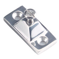 Bimini Top Fitting - Stainless Steel Side-Mounted Deck Hinge, each