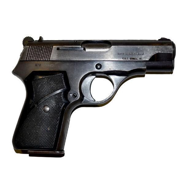 Used Zastava M70 Handgun without Mag, .32 ACP
