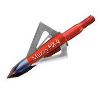 Muzzy MX4 Four-Blade Broadhead, 100 Gr., 3 Pk.