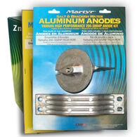 Martyr Anode Kit For Yamaha High Performance 200-300, Aluminum