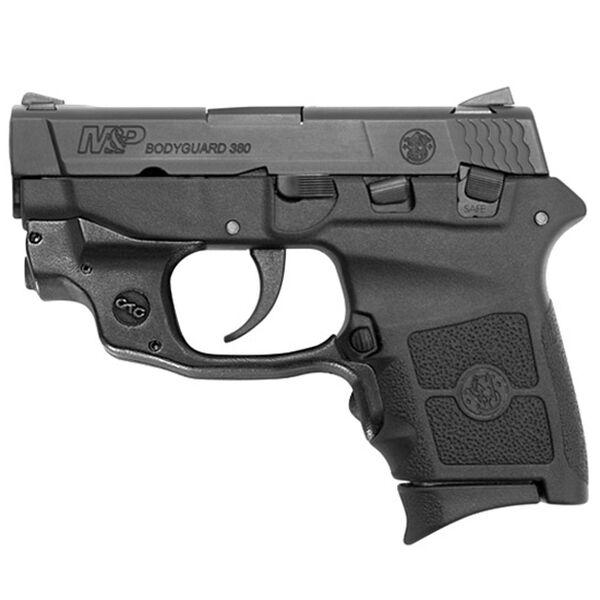 Smith & Wesson Bodyguard 380 Crimson Trace Handgun