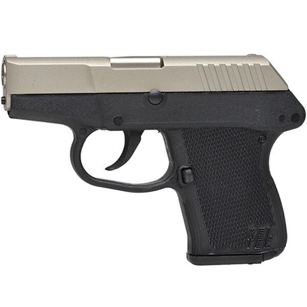 Kel-Tec P-3AT Nickel Handgun