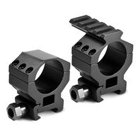 Barska 30mm Standard Tactical Rings with 1'' Insert