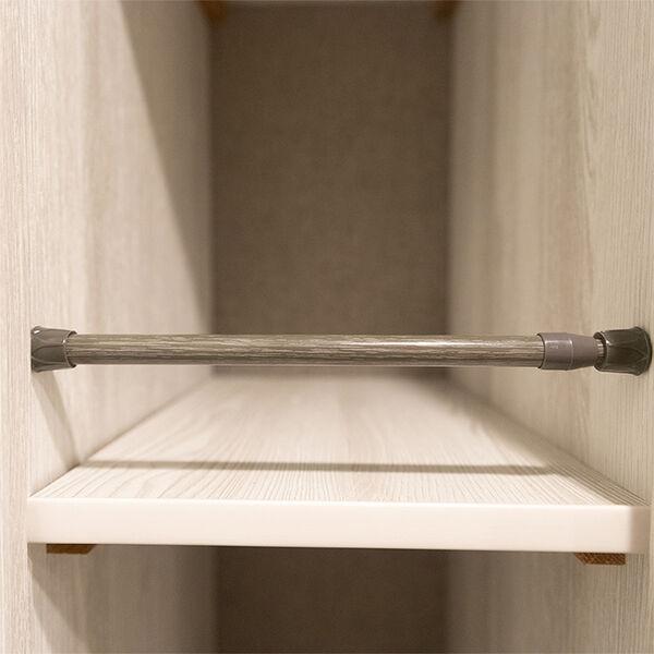 Simple Nest Gray Cupboard Bar, Small