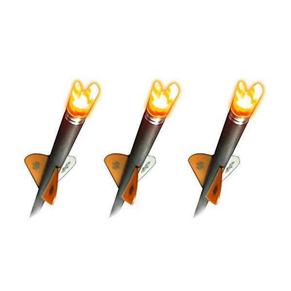 Ravin Crossbows Lighted Nocks, 3 Pk.
