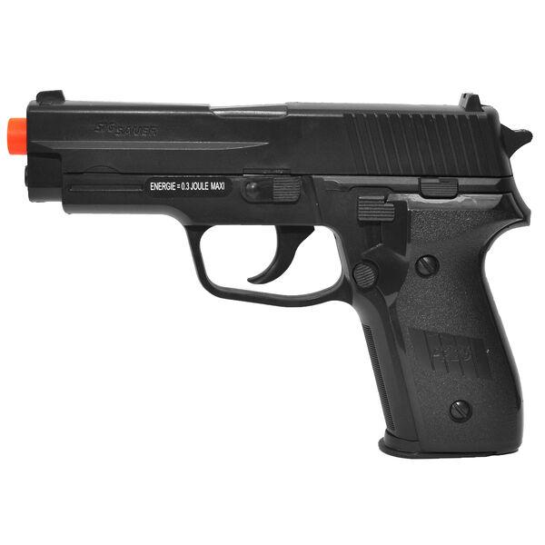 Palco Sig Sauer P228 Airsoft Pistol, Black
