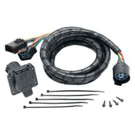 5th Wheel and Gooseneck Wiring Harness, 7'