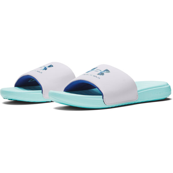 Under Armour Women's Ansa Graphic Slide Sandals