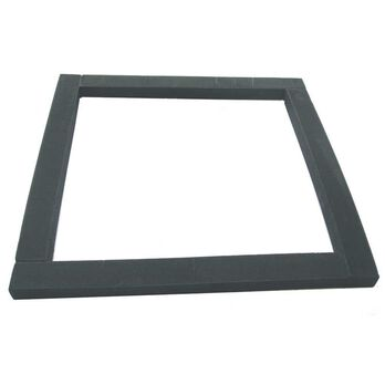 "Roof Gasket Kit for Rooftop Air Conditioners and Heat Pumps, 14"" x 14"""