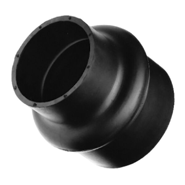 "Sierra 8"" Rubber Hump Hose Connector, Sierra Part #116-220-8000"