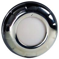 Lumitec Aurora Stainless Steel LED Dome Light