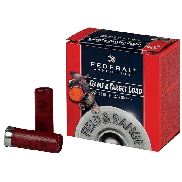 "Federal Premium Game & Target Loads, 12-ga., 2-3/4"", 1-1/4 oz., #7"