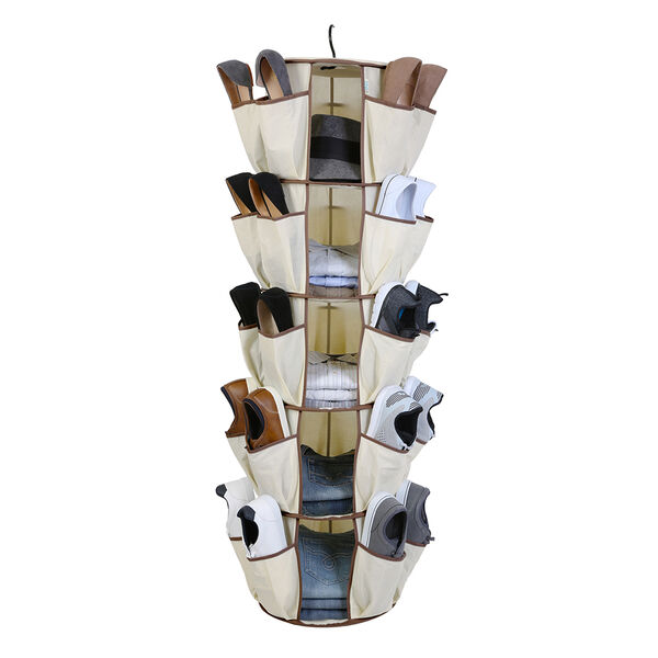 Smart Design Carousel Organizer