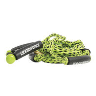 """Liquid Force Knotted Surf Rope With 9"""" Handle"""
