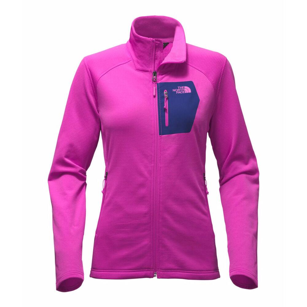 e73e11a191d0 The North Face Women s Borod Full-Zip Jacket