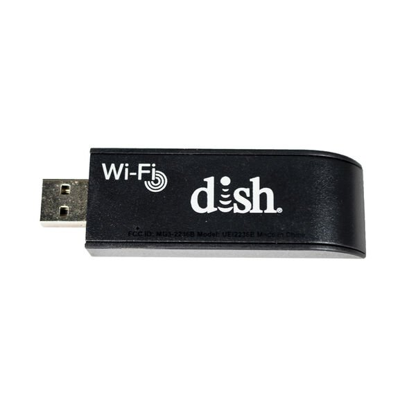 Wally Dish Receiver, Wi-Fi Adapter
