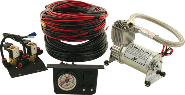 Load Controller I On-Board Air Compressor Control System - Dual Needle
