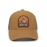 Mossy Oak Vintage Hunting Patch Cap