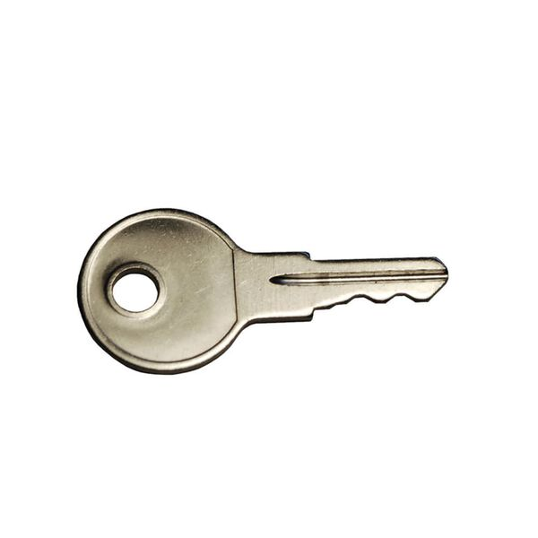 Replacement Key for Compartment Hardware