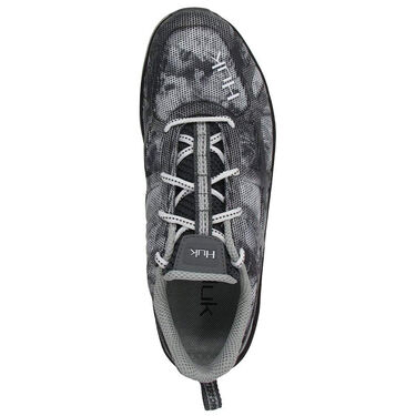 HUK Men's Attack Waterproof Low Fishing Shoe - Subphantis Camo