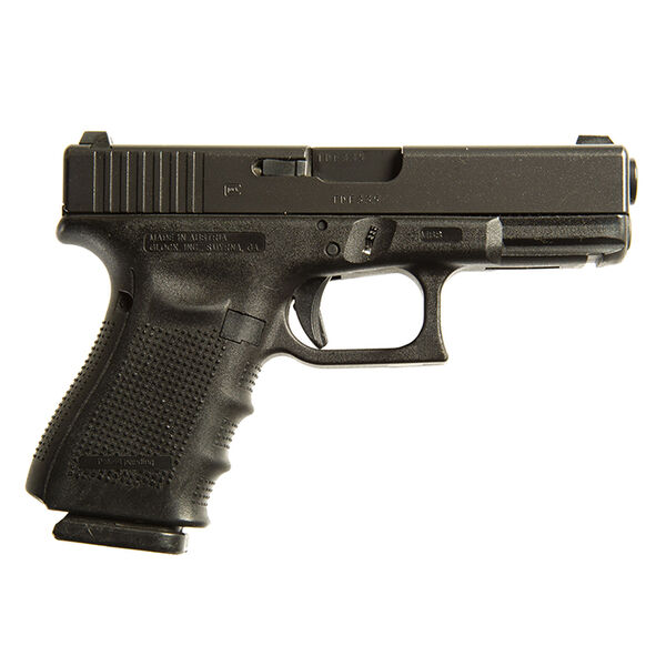 Used Glock 23 Gen4 .40 S&W Handgun