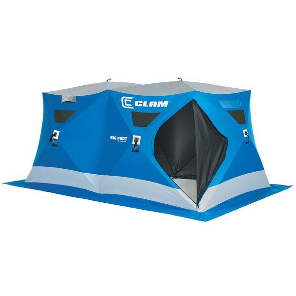 Clam Big Foot XL6000 TC Hub Ice Shelter