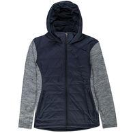 Ultimate Terrain Women's Trailhead Performance Hybrid Full-Zip Jacket