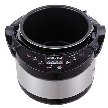 3 Quart Multi-Functional Electrical Pressure Cooker