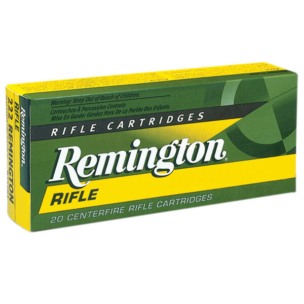 Remington Core-Lokt Rifle Ammunition, .45-70 Govt, 405-gr., SP