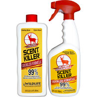 Wildlife Research Center Super Charged Scent Killer Spray 24/24 Combo