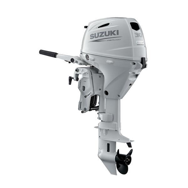 Suzuki 30 HP Outboard Motor, Model DF30ATHLW3