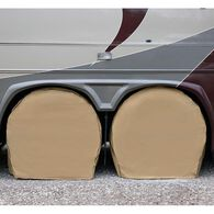 """Elements Tire Covers, Set of 4, 27""""-29"""""""