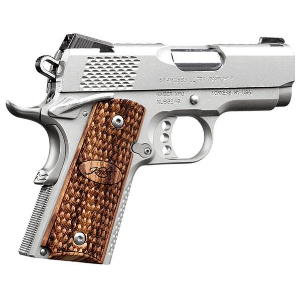 Kimber Stainless Ultra Raptor II Handgun
