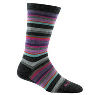 Darn Tough Women's Sassy Stripe Crew Sock
