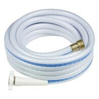 "Apex Neverkink RV/Marine Fresh Water Hose, White, 25'L x 5/8""D"