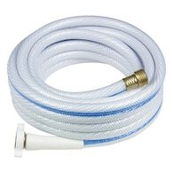 "Apex NeverKink RV/Marine Hose, White, 25'L x 1/2""D"