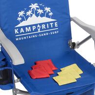 Kamp-Rite SAC-IT-UP Cornhole Beach Chair